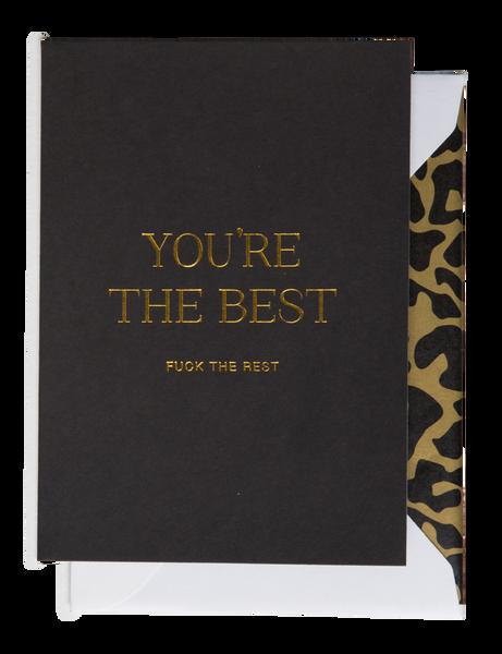 Bilde av CARDSOME  YOU´RE THE BEST