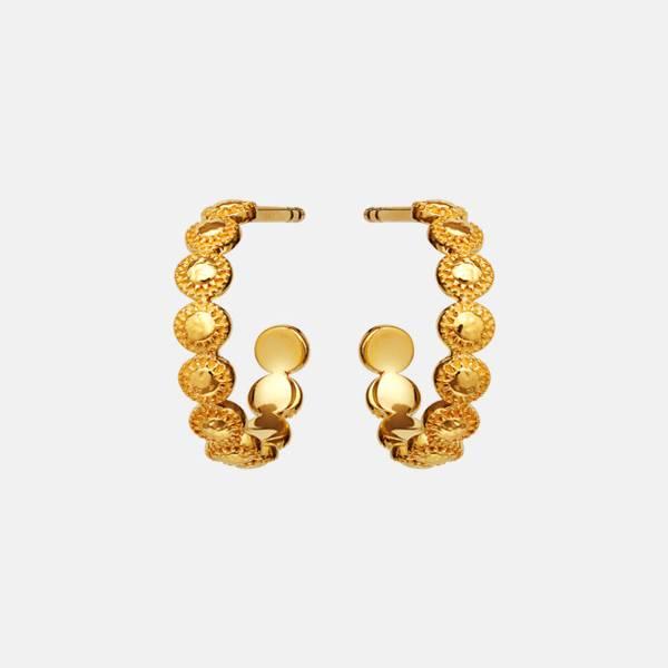 Bilde av MAANESTEN TABIA EARRING GOLD