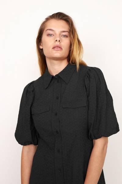 Bilde av SECOND FEMALE BILBAO MINI DRESS SORT