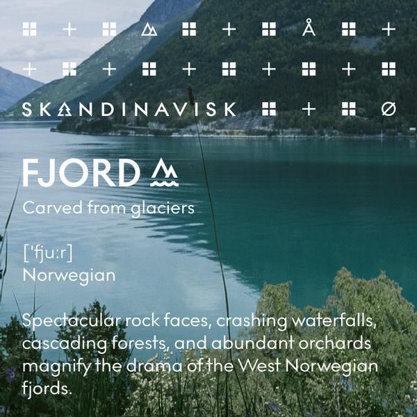 Bilde av SKANDINAVISK Fjord Duftpinner/Diffuser