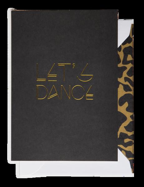 Bilde av CARDSOME LET´S DANCE