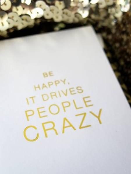 Bilde av CARDSOME BE HAPPY